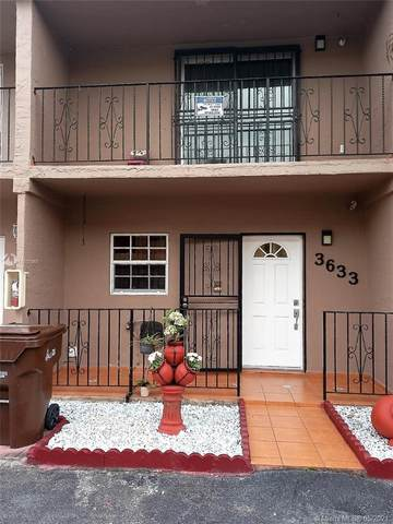 3633 W 11th Ave #7, Hialeah, FL 33012 (MLS #A11037861) :: Dalton Wade Real Estate Group
