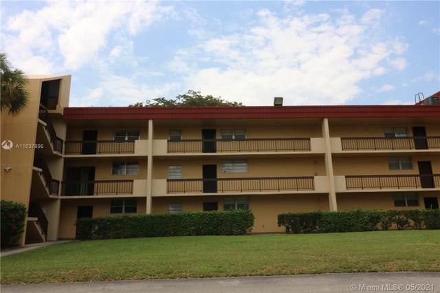 3390 Foxcroft Rd C205, Miramar, FL 33025 (MLS #A11037896) :: Equity Realty