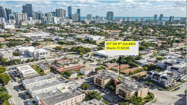 677 SW 9th Ave #404, Miami, FL 33130 (MLS #A11037902) :: The Riley Smith Group
