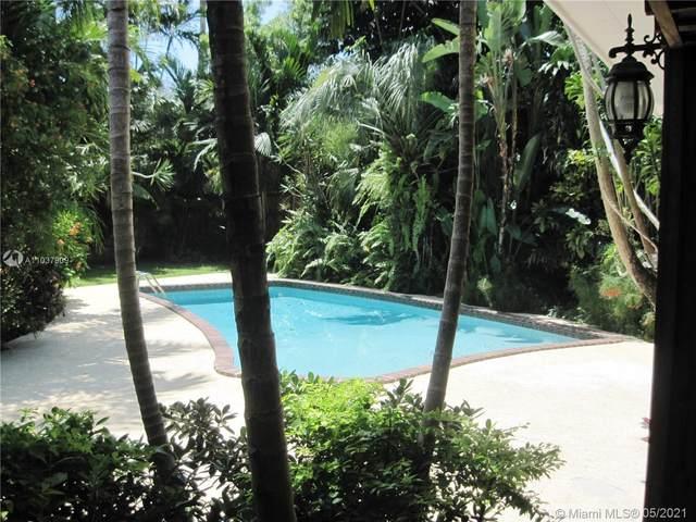3821 Crawford Ave, Coconut Grove, FL 33133 (MLS #A11037909) :: Albert Garcia Team