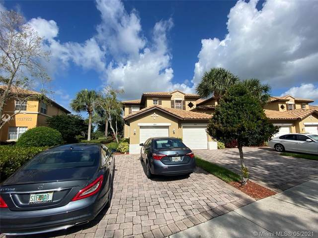 8001 NW 128th Ln 14-A, Parkland, FL 33076 (MLS #A11037922) :: Patty Accorto Team