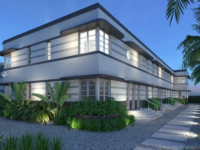 1211 Euclid Ave, Miami Beach, FL 33139 (MLS #A11037948) :: Prestige Realty Group