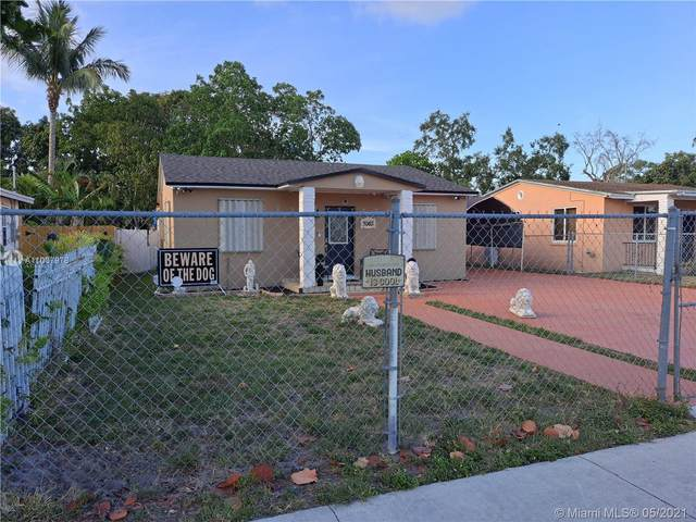 3063 NW 101st St, Miami, FL 33147 (MLS #A11037978) :: The Teri Arbogast Team at Keller Williams Partners SW