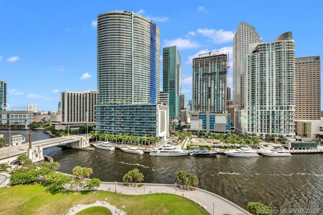 465 Brickell Ave #1404, Miami, FL 33131 (MLS #A11038043) :: Dalton Wade Real Estate Group