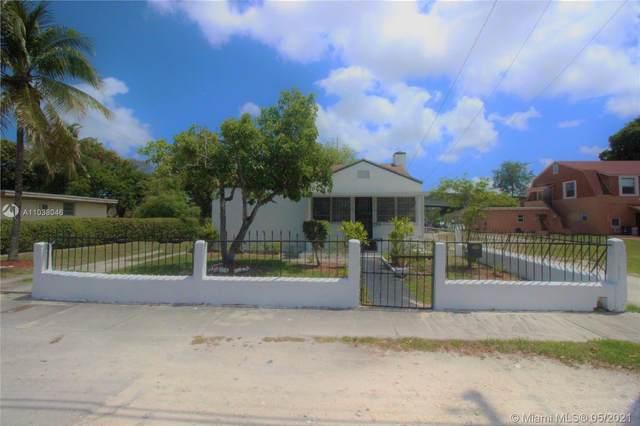 770 NW 41st St, Miami, FL 33127 (MLS #A11038046) :: Dalton Wade Real Estate Group
