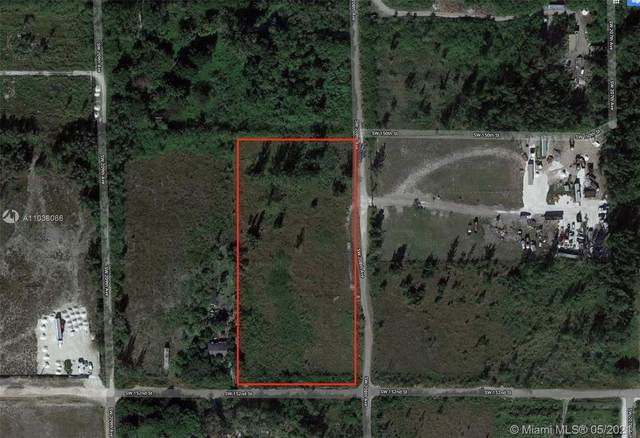 208 SW 152 St, Unincorporated Dade County, FL 33196 (MLS #A11038066) :: Prestige Realty Group