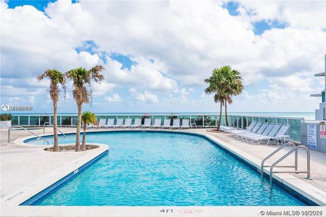 6301 Collins Ave #2802, Miami Beach, FL 33141 (MLS #A11038095) :: Compass FL LLC