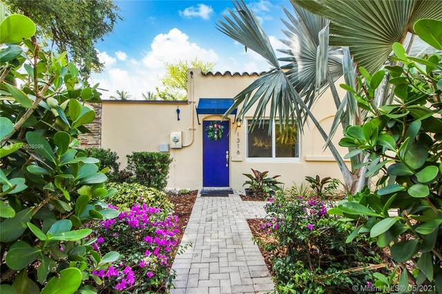 1316 NW 75th Ter, Miami, FL 33147 (MLS #A11038096) :: The Teri Arbogast Team at Keller Williams Partners SW