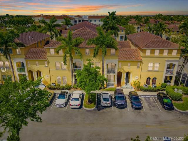 4455 SW 160th Ave #205, Miramar, FL 33027 (MLS #A11038145) :: Equity Realty