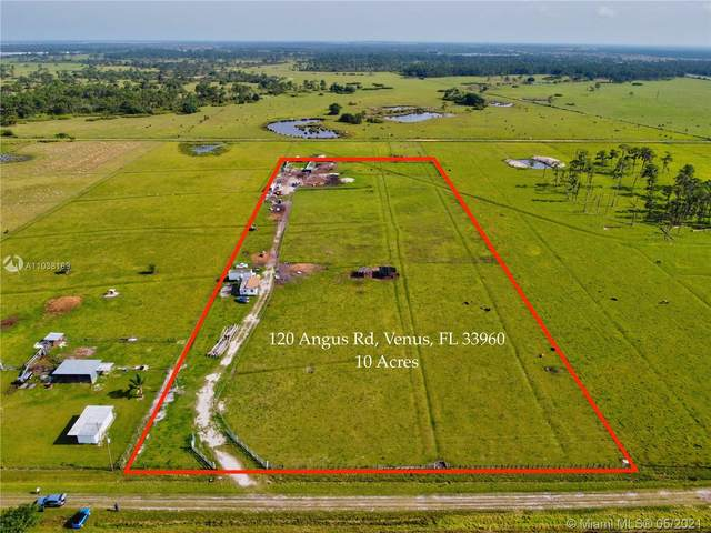 120 Angus Rd, Other City - In The State Of Florida, FL 33960 (MLS #A11038169) :: The Teri Arbogast Team at Keller Williams Partners SW