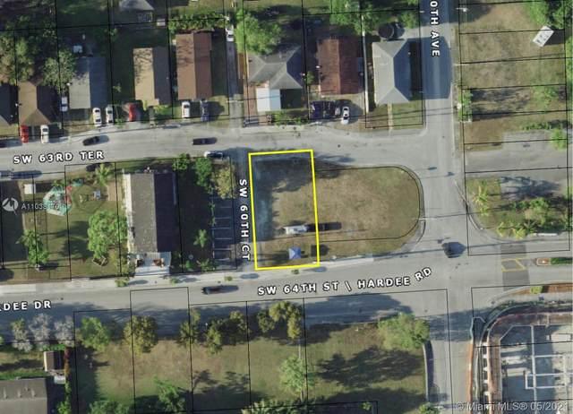 0 64 STREET, South Miami, FL 33143 (MLS #A11038170) :: Carole Smith Real Estate Team