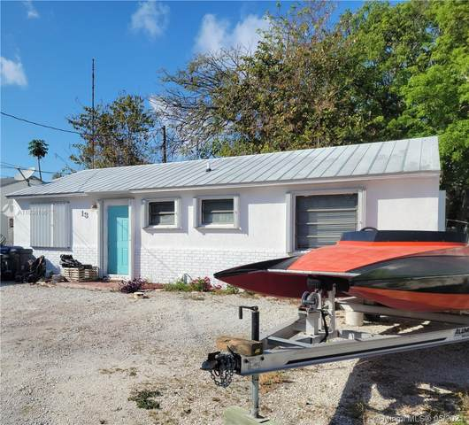 13 Hibiscus Dr, Key Largo, FL 33037 (MLS #A11038186) :: The Riley Smith Group
