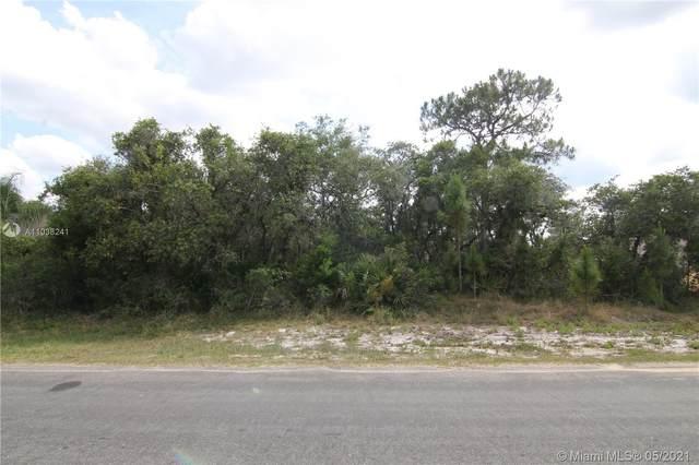 4969 San Lorenzo, Sebring, FL 33872 (MLS #A11038241) :: Castelli Real Estate Services
