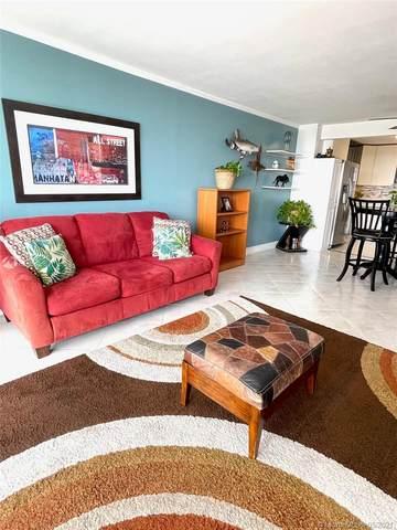 18071 Biscayne Blvd #403, Aventura, FL 33160 (MLS #A11038255) :: Compass FL LLC