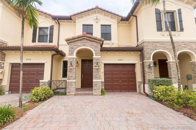 8765 NW 98th Ct, Doral, FL 33178 (MLS #A11038263) :: Dalton Wade Real Estate Group