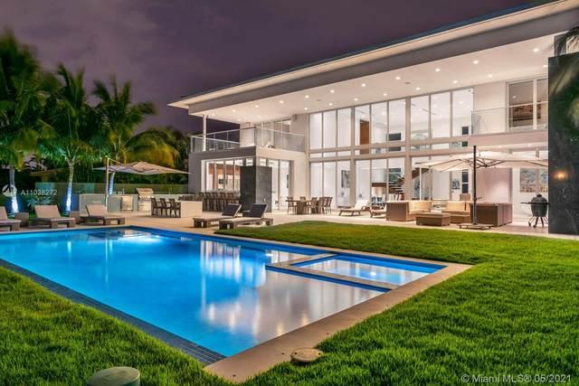 431 Alamanda Dr, Hallandale Beach, FL 33009 (MLS #A11038272) :: The Riley Smith Group