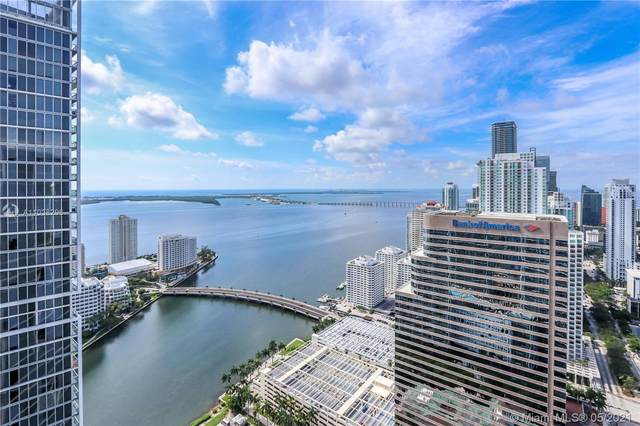 485 Brickell Ave #4809, Miami, FL 33131 (MLS #A11038296) :: Equity Realty