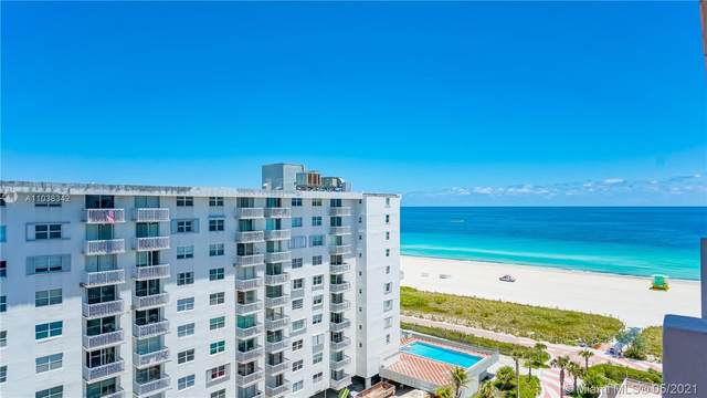 345 Ocean Dr #1124, Miami Beach, FL 33139 (MLS #A11038342) :: The Teri Arbogast Team at Keller Williams Partners SW