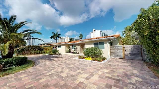 245 191st Ter, Sunny Isles Beach, FL 33160 (#A11038351) :: Posh Properties
