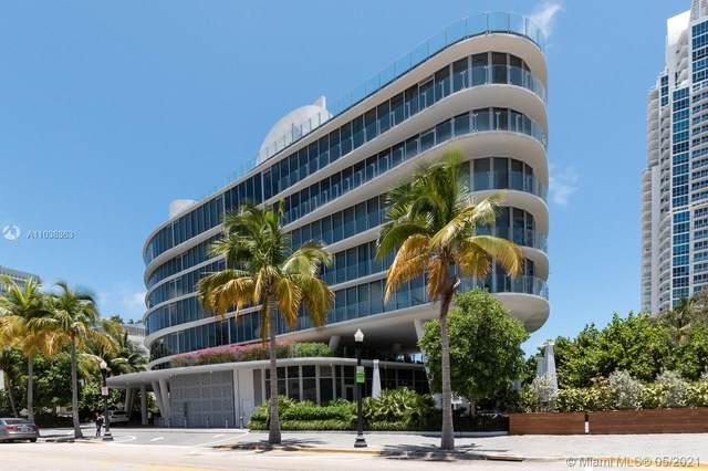 1 Collins Ave #404, Miami Beach, FL 33139 (#A11038363) :: Posh Properties