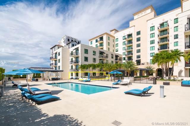 1300 Ponce De Leon Blvd #513, Coral Gables, FL 33134 (MLS #A11038385) :: Team Citron