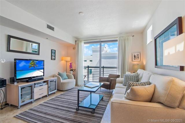 110 Washington Ave #1812, Miami Beach, FL 33139 (MLS #A11038414) :: Compass FL LLC