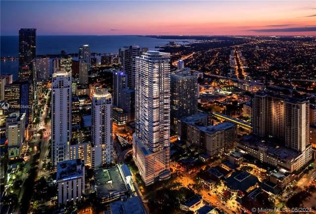 1000 Brickell Plz Ph5105, Miami, FL 33131 (MLS #A11038462) :: The Teri Arbogast Team at Keller Williams Partners SW