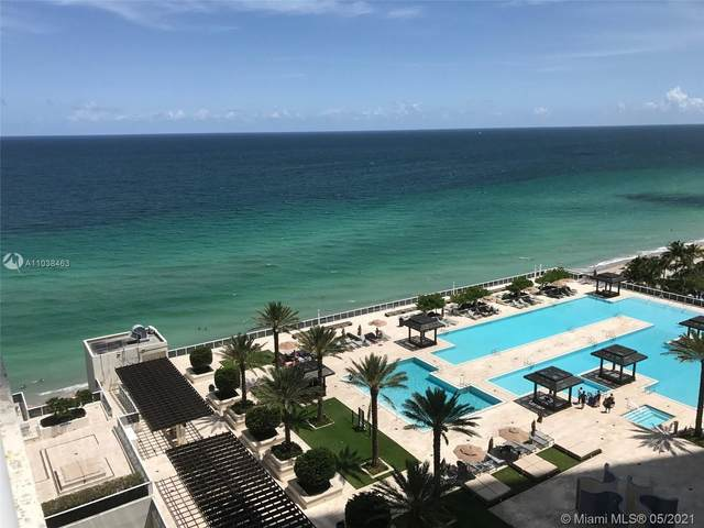 1830 S Ocean Dr #1706, Hallandale Beach, FL 33009 (MLS #A11038463) :: GK Realty Group LLC