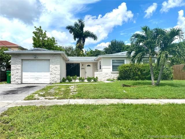 4217 NW 25th Pl, Lauderhill, FL 33313 (MLS #A11038490) :: Green Realty Properties