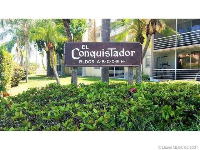 14155 SW 87th St E202, Miami, FL 33183 (MLS #A11038500) :: Compass FL LLC