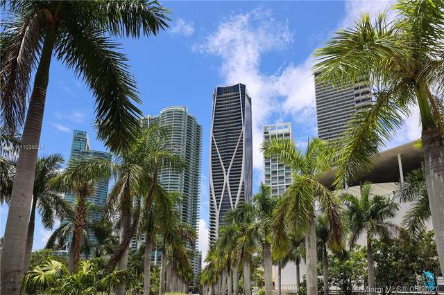 1000 Biscayne  Blvd Th-1001, Miami, FL 33132 (MLS #A11038534) :: The Rose Harris Group