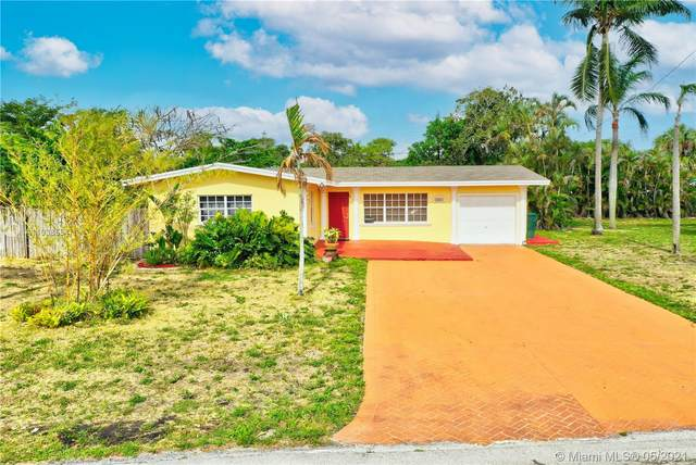 1271 SW 29th Ter, Fort Lauderdale, FL 33312 (MLS #A11038554) :: Equity Realty