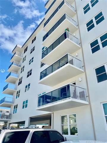 1801 S Ocean Dr #205, Hollywood, FL 33019 (MLS #A11038570) :: Green Realty Properties