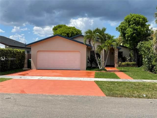 13713 SW 13th St, Miami, FL 33184 (MLS #A11038573) :: Dalton Wade Real Estate Group