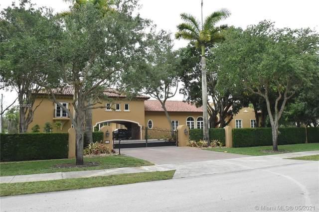 9295 SW 120th St, Miami, FL 33176 (MLS #A11038602) :: Dalton Wade Real Estate Group