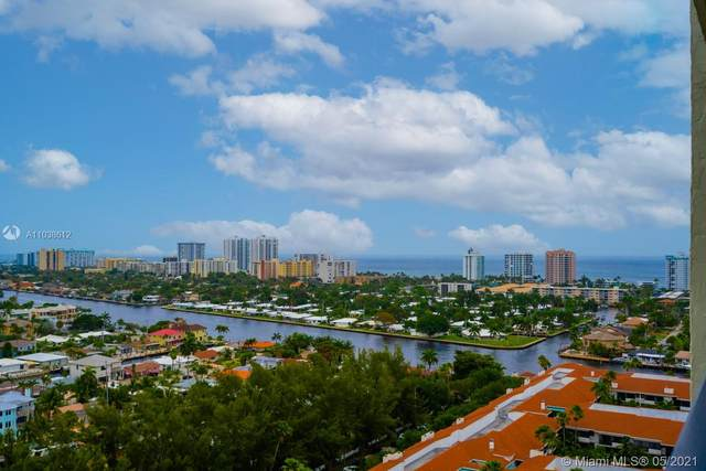 3200 Port Royale Dr N #2011, Fort Lauderdale, FL 33308 (MLS #A11038612) :: Podium Realty Group Inc