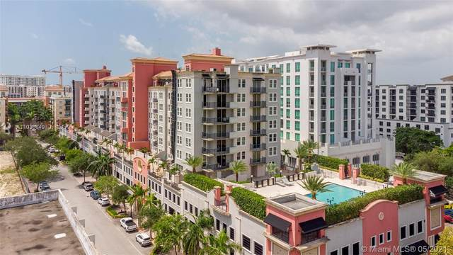 4100 Salzedo St #706, Coral Gables, FL 33146 (MLS #A11038649) :: Equity Realty