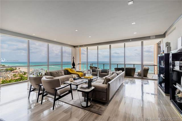 17749 Collins Ave #701, Sunny Isles Beach, FL 33160 (MLS #A11038656) :: Castelli Real Estate Services