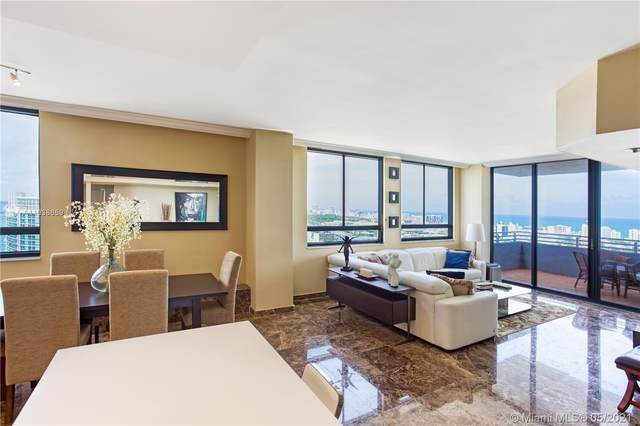 1330 West Ave #3605, Miami Beach, FL 33139 (MLS #A11038659) :: The Riley Smith Group
