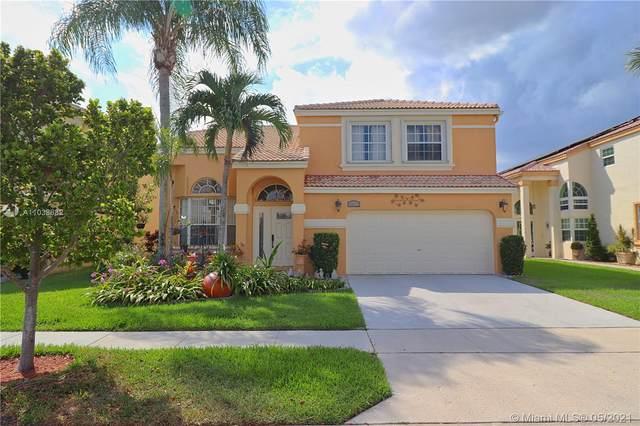 660 NW 155th Ter, Pembroke Pines, FL 33028 (MLS #A11038682) :: Green Realty Properties