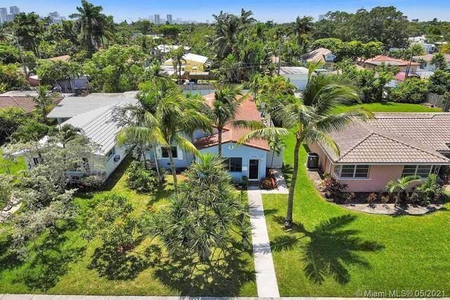 1426 Monroe St, Hollywood, FL 33020 (MLS #A11038689) :: The Teri Arbogast Team at Keller Williams Partners SW