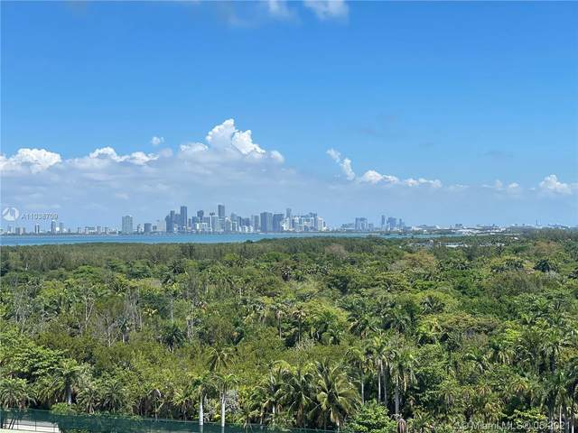 199 Ocean Lane Dr #1202, Key Biscayne, FL 33149 (MLS #A11038709) :: United Realty Group