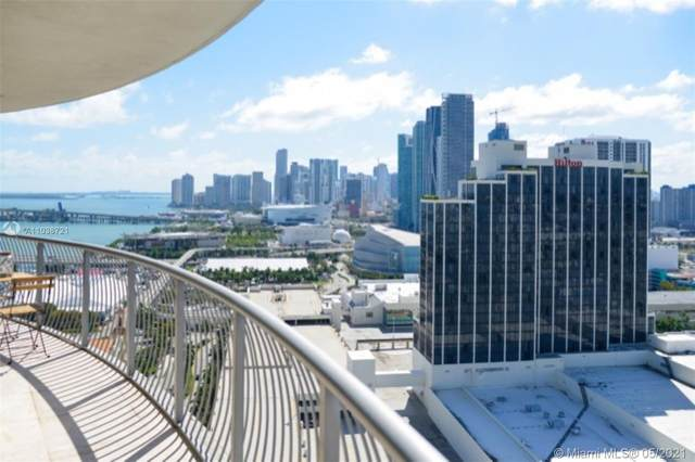 1750 N Bayshore Dr #2814, Miami, FL 33132 (MLS #A11038721) :: Dalton Wade Real Estate Group