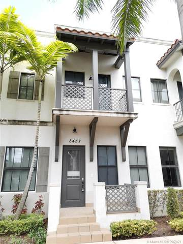 8457 NW 51st Ter #8457, Doral, FL 33166 (MLS #A11038732) :: Podium Realty Group Inc
