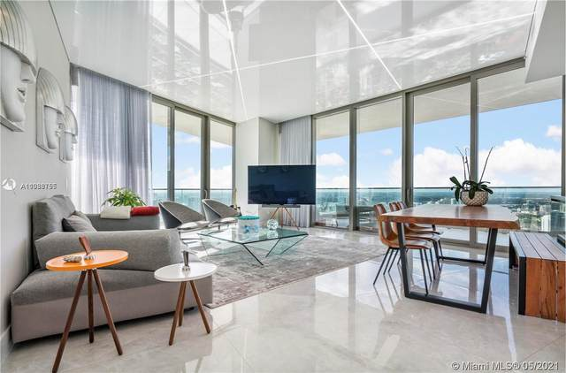 18975 Collins Ave #4005, Sunny Isles Beach, FL 33160 (MLS #A11038755) :: Search Broward Real Estate Team