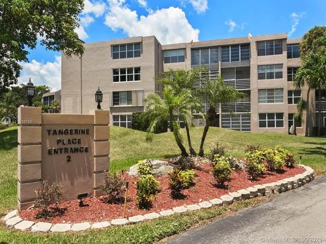 9440 Tangerine Pl #401, Davie, FL 33324 (MLS #A11038762) :: Patty Accorto Team