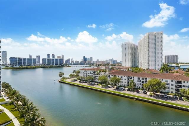 3250 NE 188th St #703, Aventura, FL 33180 (MLS #A11038771) :: Berkshire Hathaway HomeServices EWM Realty