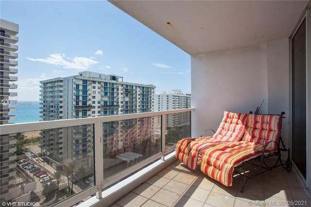 5700 Collins Ave 15M, Miami Beach, FL 33140 (#A11038780) :: Dalton Wade