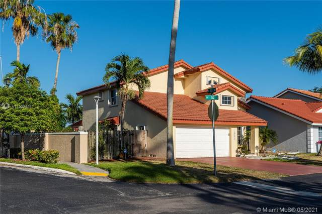 18845 NW 82nd Ct, Hialeah, FL 33015 (MLS #A11038831) :: Podium Realty Group Inc