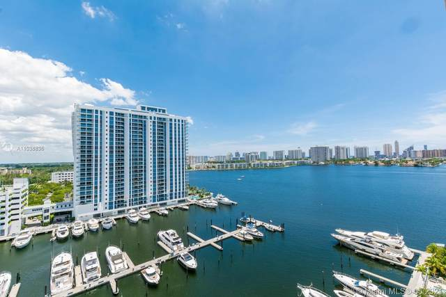 17111 Biscayne Blvd #1401, North Miami Beach, FL 33160 (MLS #A11038836) :: The Jack Coden Group
